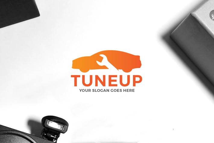 Thumbnail for Tune Up Service Logo