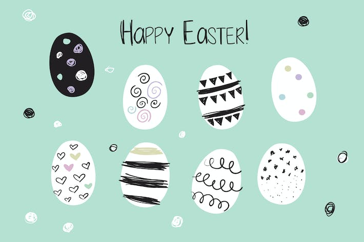 Thumbnail for Easter Doodles