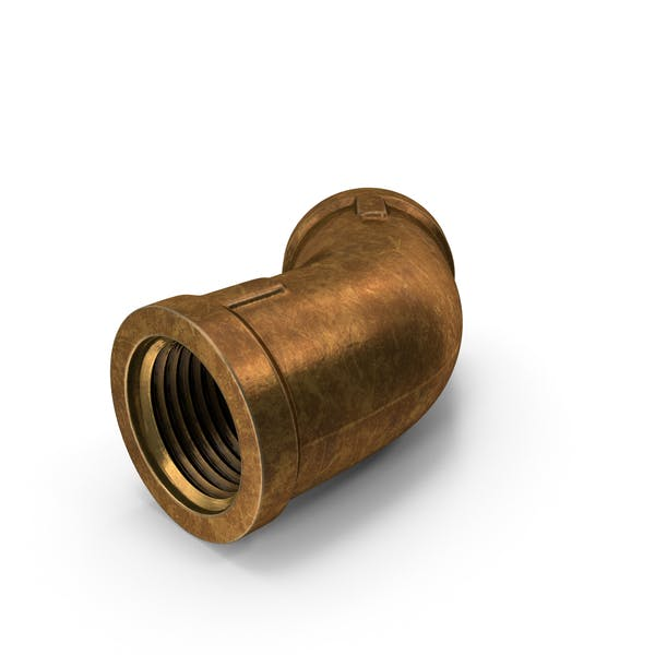 Thumbnail for Vintage Brass Pipe