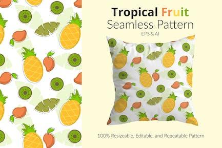 Tropische Fruchtmuster