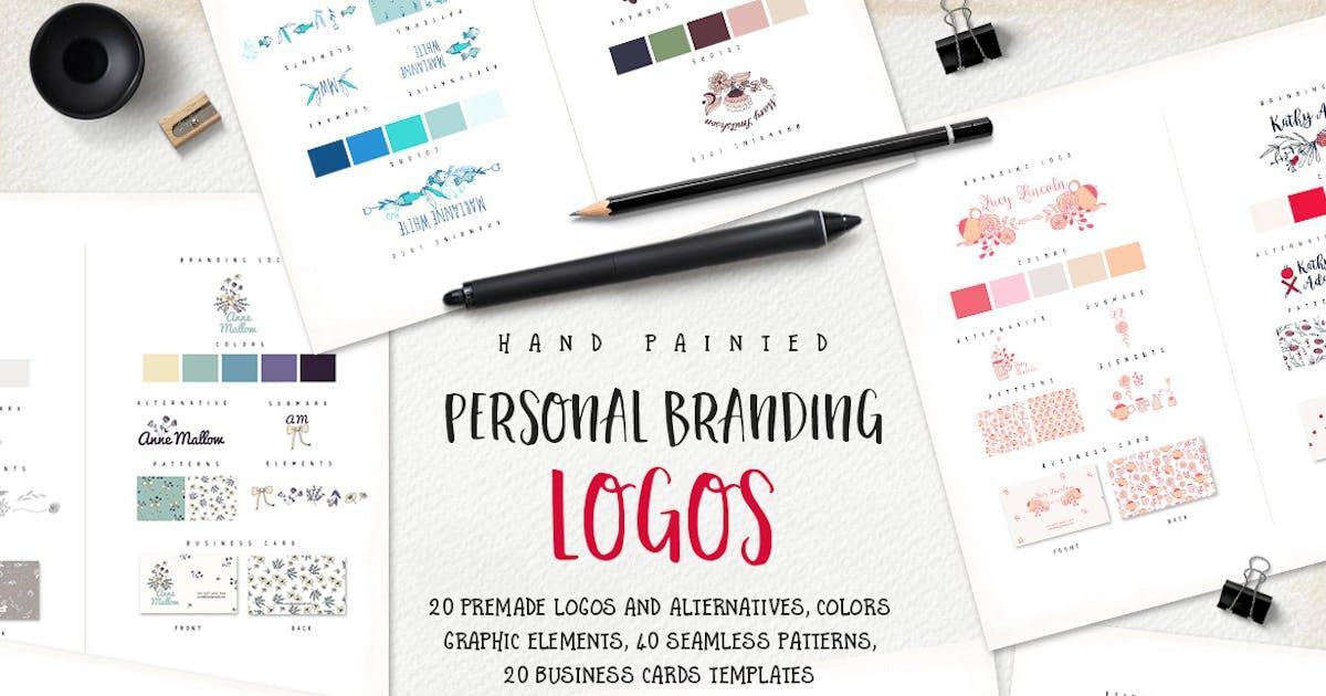 Download Personal Branding Logos by Webvilla