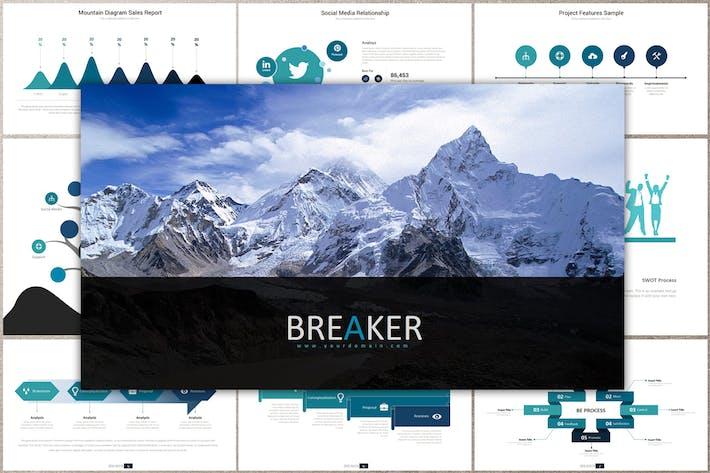 Thumbnail for BREAKER Powerpoint