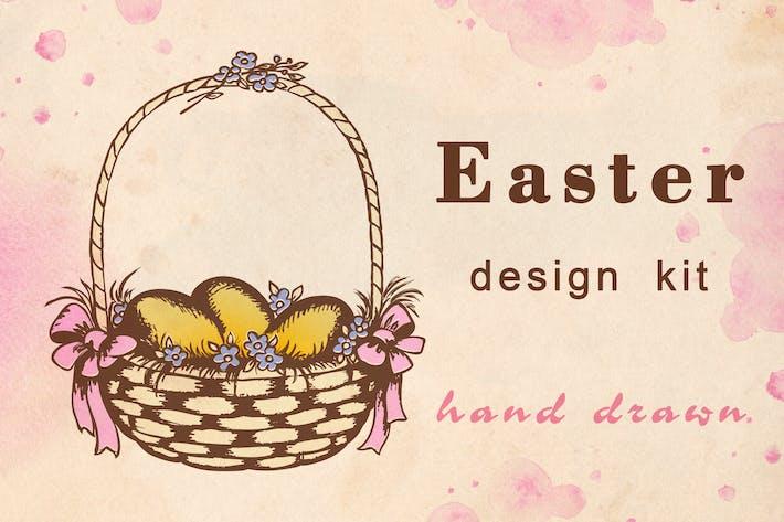 Thumbnail for Vintage Easter Kit