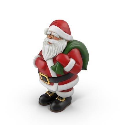 Estatua de Santa Claus