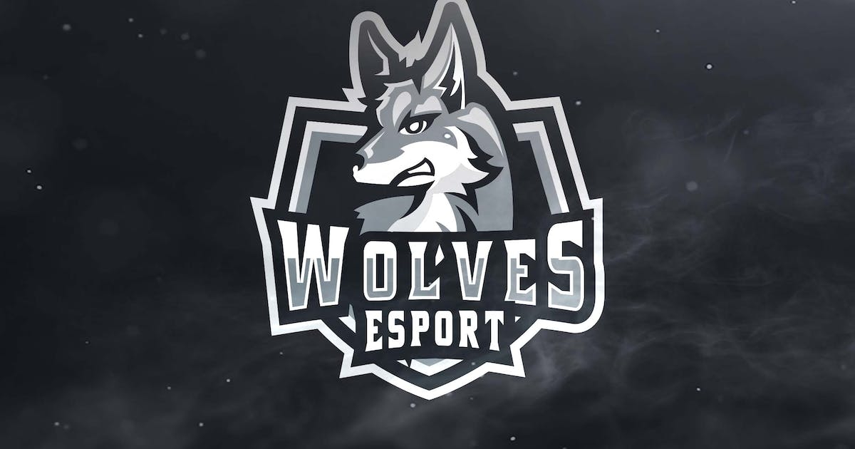 Download Wolves Sport and Esports Logo by ovozdigital