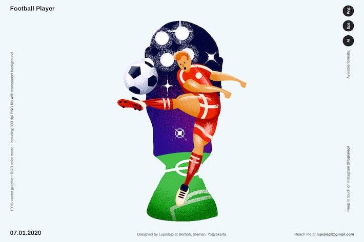 Thumbnail for Футболист