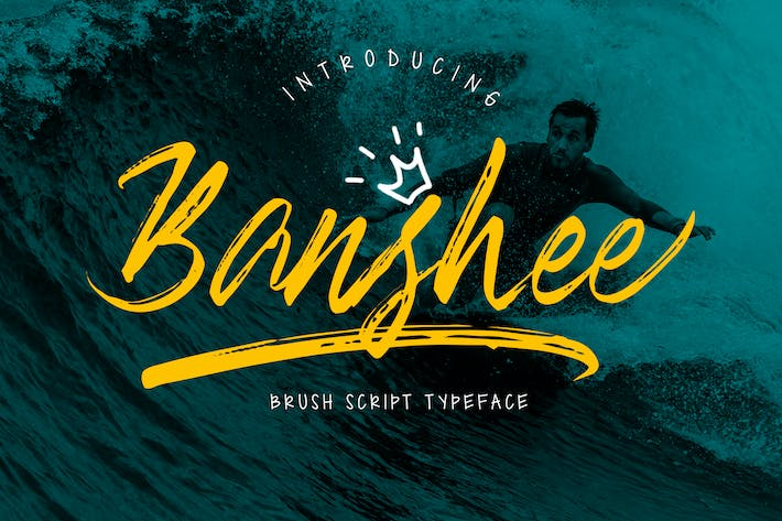 Thumbnail for Banshee Brush Script