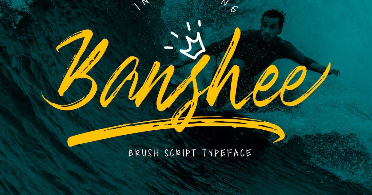 Download Banshee Brush Script by RahardiCreative