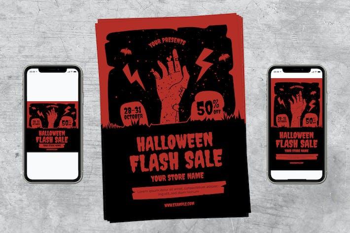 Hallowen Flash Sale