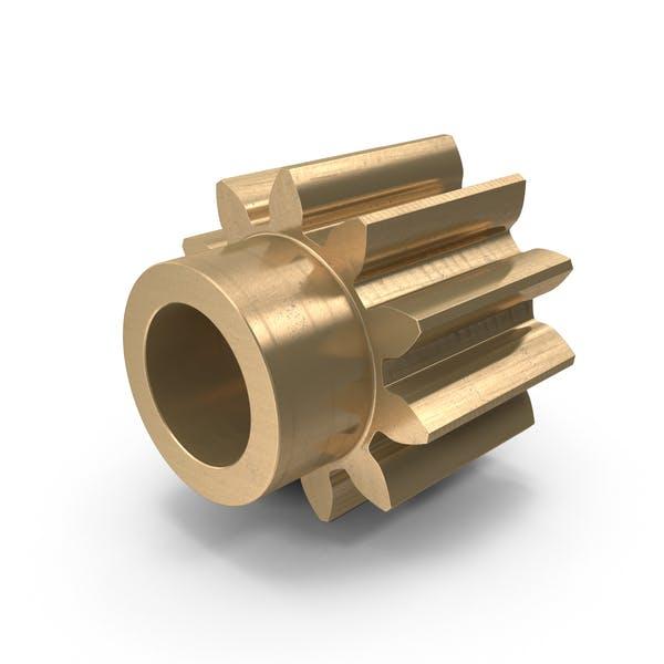 Thumbnail for Brass Spur Gear