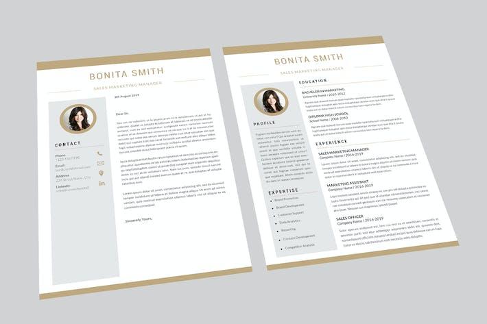 Cover Image For Moiety Resume Designer