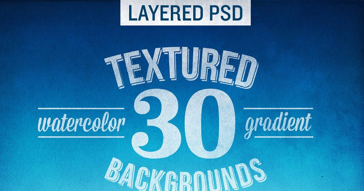 Download Layered PSD Textured Watercolor Background by kimmydesign