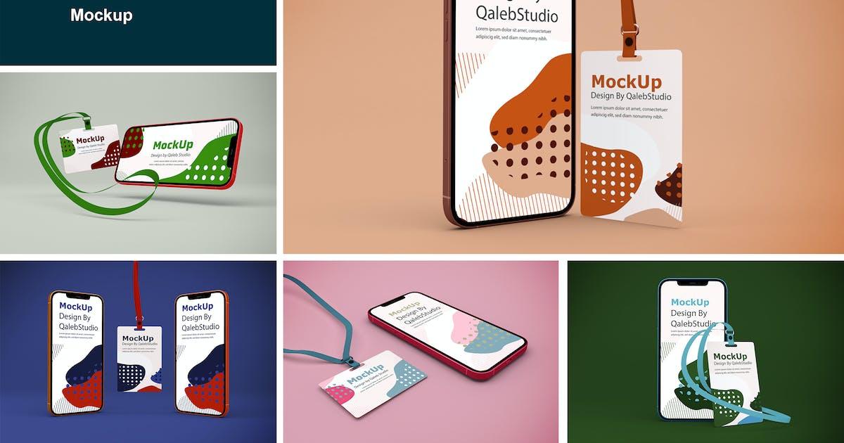 Download Badge & iPhone by QalebStudio
