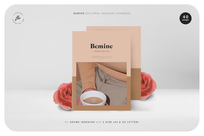 Thumbnail for Bemine Editorial Fashion Lookbook