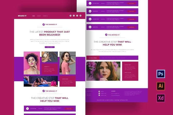 Thumbnail for Brand It Newsletter