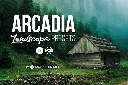 Arcadia Landscape Presets for Lightroom & ACR