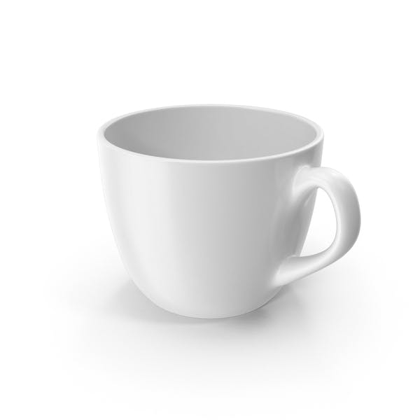 Cover Image for Small White Cup