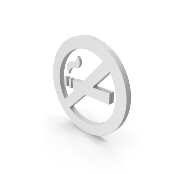 Symbol No Smoking