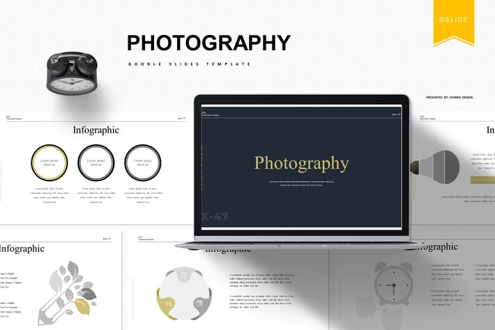 Photography | Google Slides Template