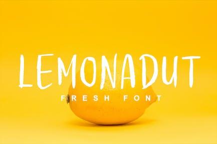 Limonadut