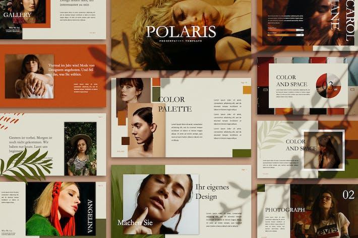 Thumbnail for POLARIS | Powerpoint Template