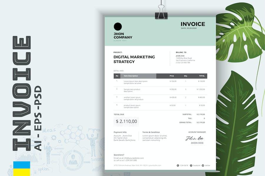 Invoice Business Pro