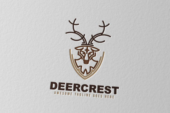 Thumbnail for DeerCrest Logo