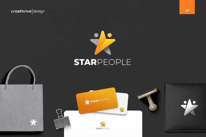 Thumbnail for Logo Star People