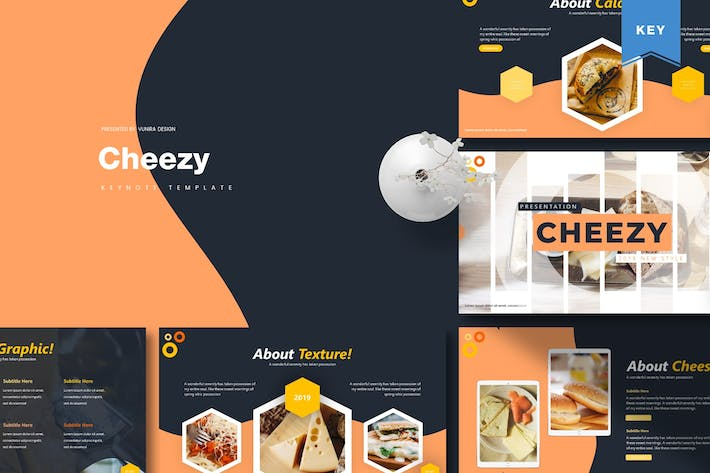 Cheezy | Keynote Template