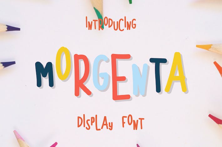 Thumbnail for Morgenta - Fuente divertida