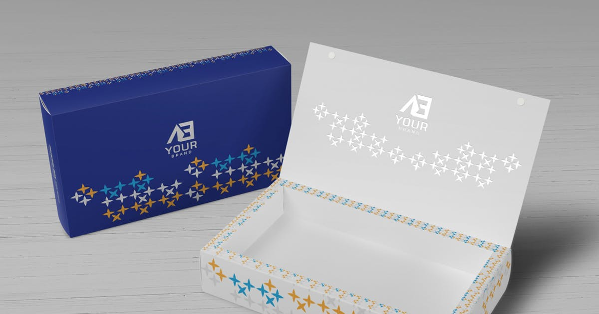 Download Package Box Mockups Vol7 by Wutip