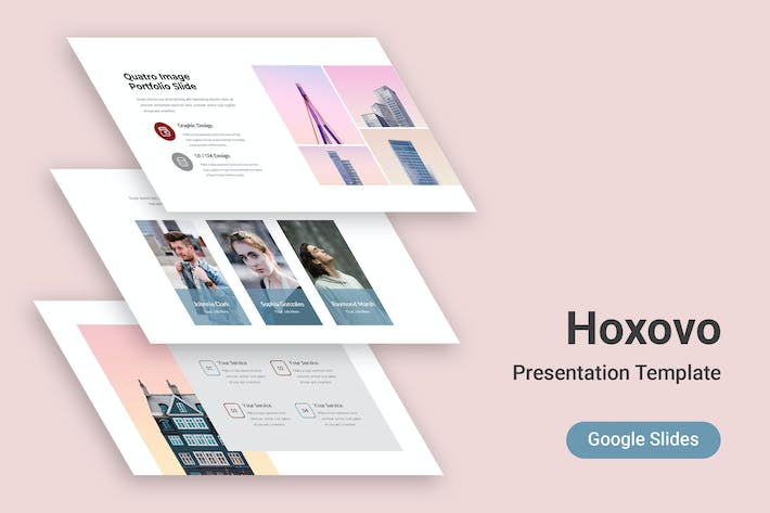 Thumbnail for Hoxovo Google Slides Template