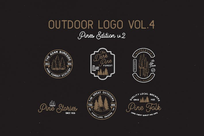 Thumbnail for Outdoor Logo Vol.4