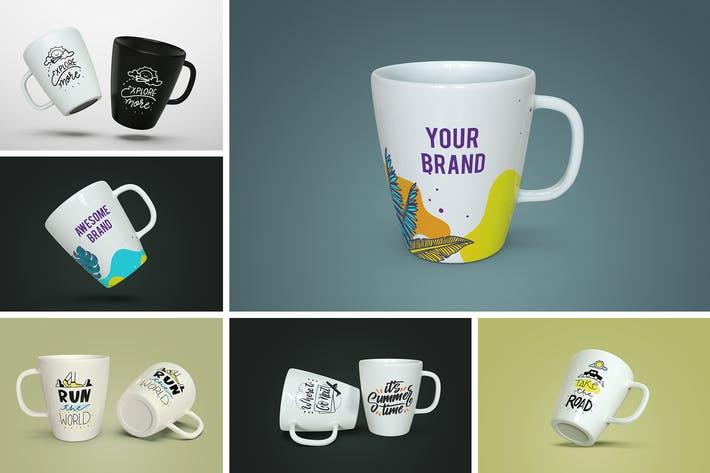 Thumbnail for Mug Mockup 3.0