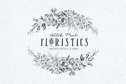 Floristics Vector Pack