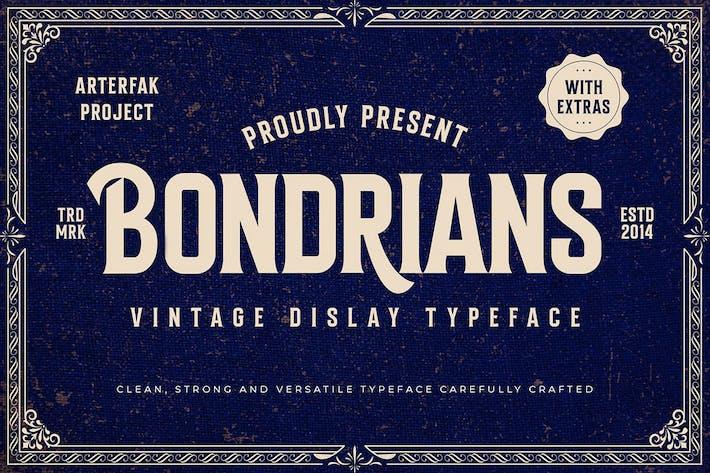 Thumbnail for Bondrians