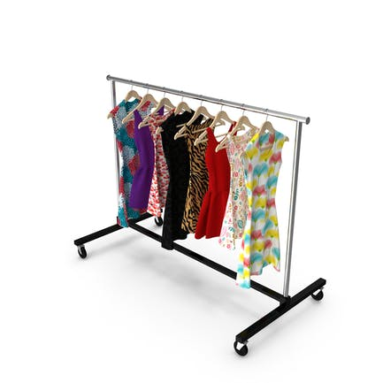 Kleid Kleidung Rack