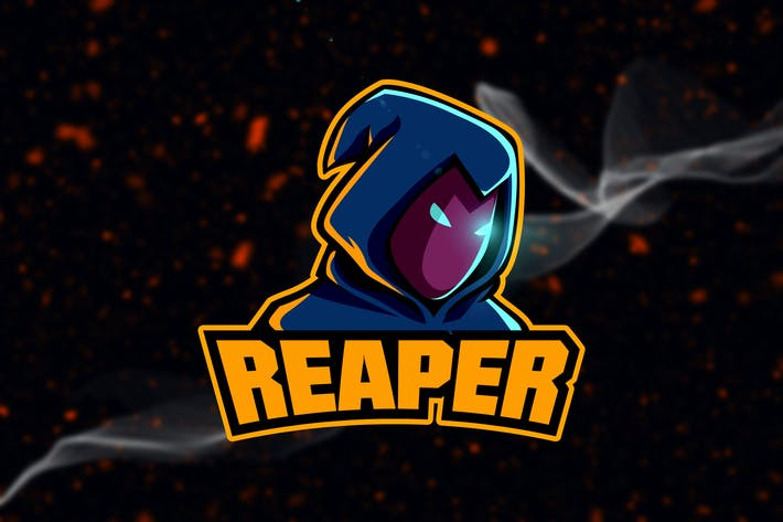 Thumbnail for Reaper Sports and Esports Logo Creator