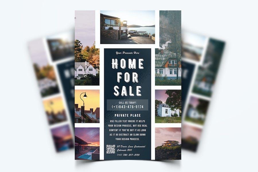 Real Estate Property Flyer-12