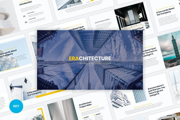 Thumbnail for Era - Architecture Keynote Template