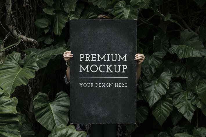 Thumbnail for Premium Mockup Frame