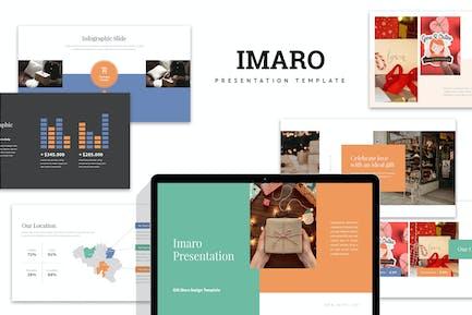 IMARO: Powerpointing-Geschenkel