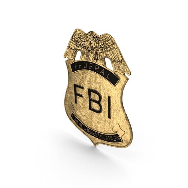 FBI-Abzeichen