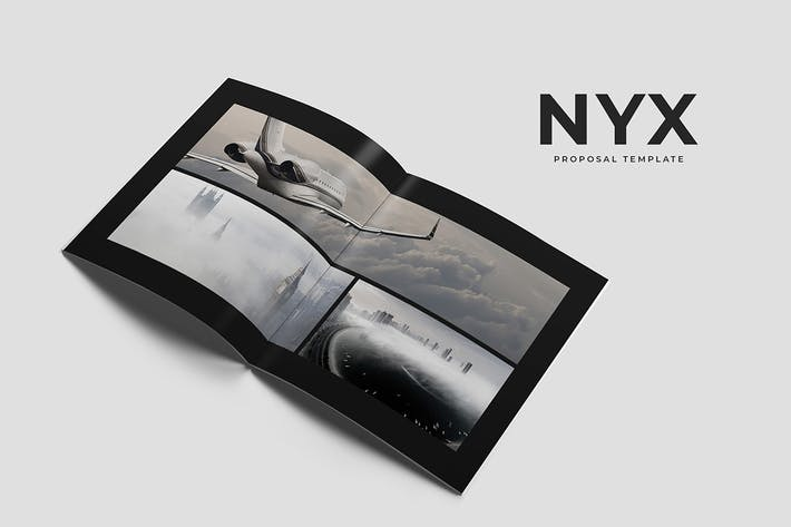 Thumbnail for Nyx Lookbook Template