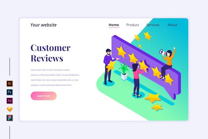 Thumbnail for Agnytemp - Customer Reviews Isometric