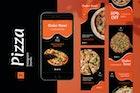 Pizza Instagram Stories