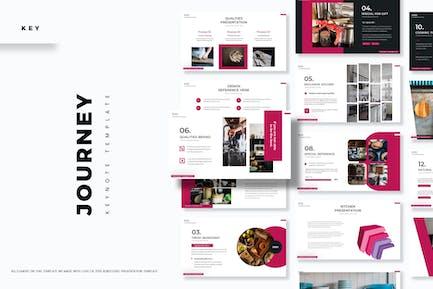 Journey - Keynote Template