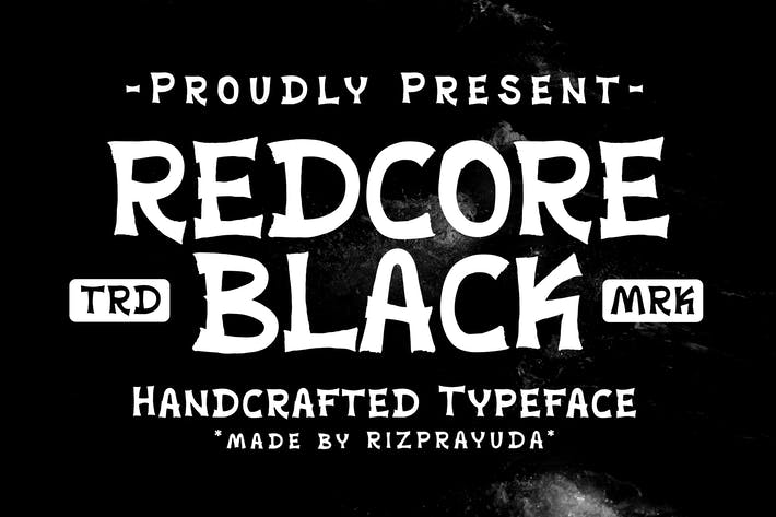Thumbnail for Redcore Black - Display
