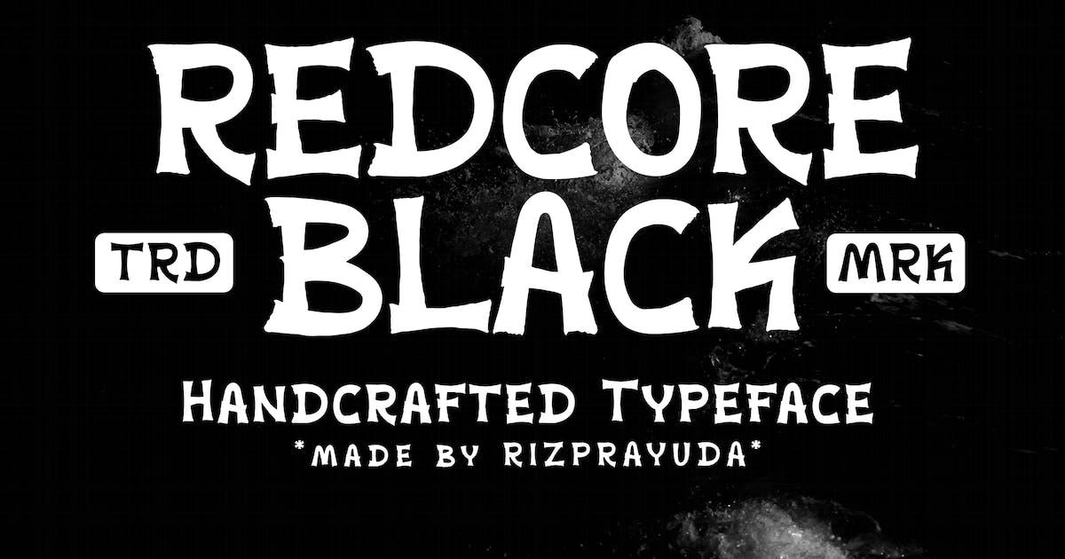 Download Redcore Black - Display by graptailstudio