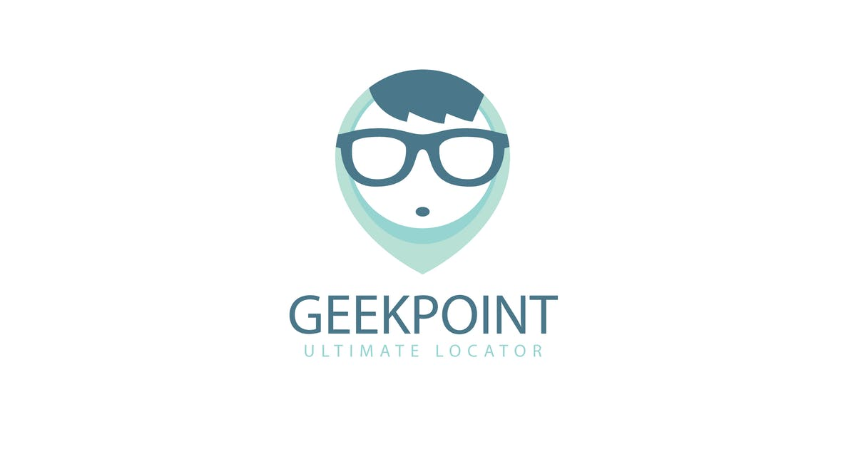 Download Geek Point Logo Template by Be_Themes
